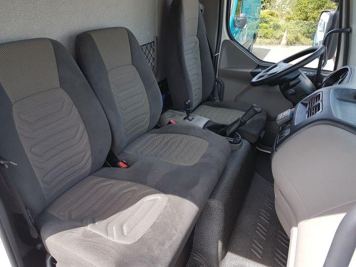 Camion porteur Daf LF Caisse frigorifique 45.180 PORTE-VIANDES BLANC Occasion - 13