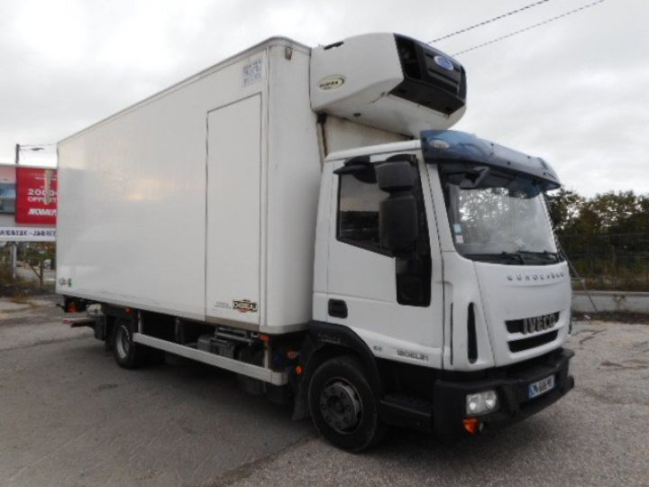 Camion porteur Iveco EuroCargo Caisse frigorifique 120EL21 CAISSE FRIGORIFIQUE + HAYON  Occasion - 1