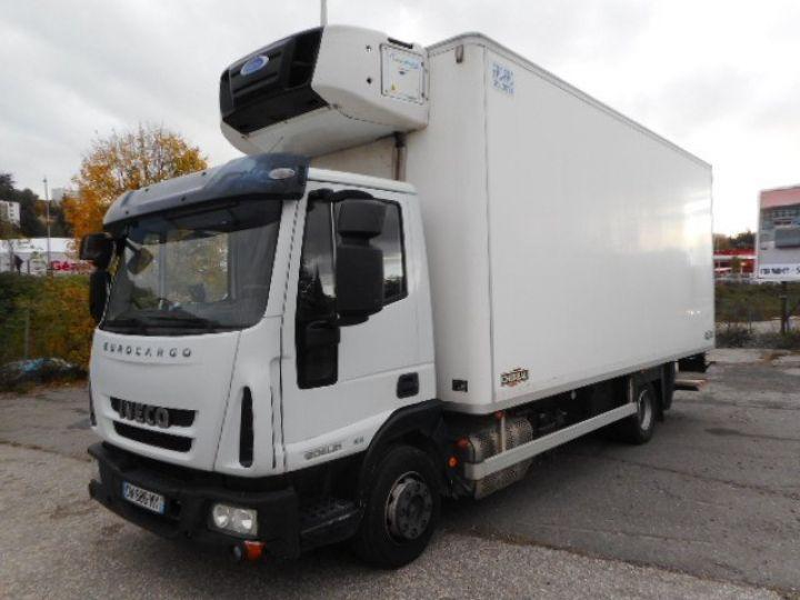 Camion porteur Iveco EuroCargo Caisse frigorifique 120EL21 CAISSE FRIGORIFIQUE + HAYON  Occasion - 2