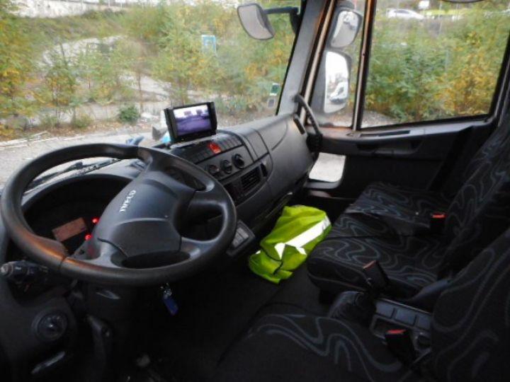 Camion porteur Iveco EuroCargo Caisse frigorifique 120EL21 CAISSE FRIGORIFIQUE + HAYON  Occasion - 8