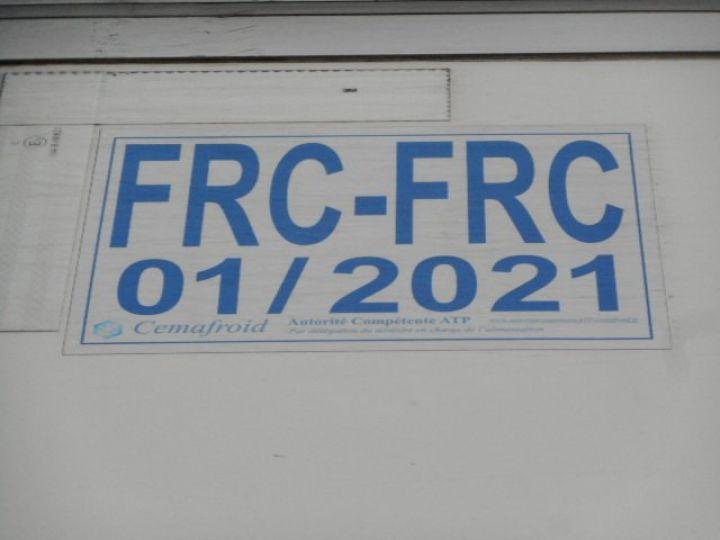 Camion porteur Iveco EuroCargo Caisse frigorifique 120EL21 CAISSE FRIGORIFIQUE + HAYON  Occasion - 10