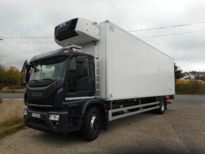 Camion porteur Iveco EuroCargo Caisse frigorifique ML190 EL 28 CAISSE FRIGORIFIQUE PORTE VIANDES  Occasion - 1