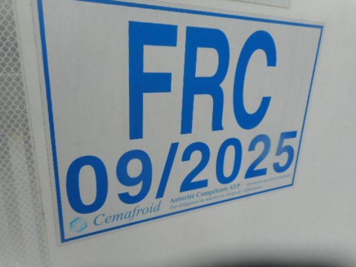 Camion porteur Iveco EuroCargo Caisse frigorifique ML190 EL 28 CAISSE FRIGORIFIQUE PORTE VIANDES  Occasion - 7