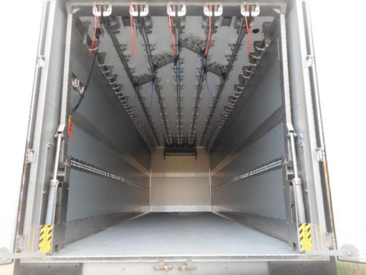 Camion porteur Iveco EuroCargo Caisse frigorifique ML190 EL 28 CAISSE FRIGORIFIQUE PORTE VIANDES  Occasion - 8
