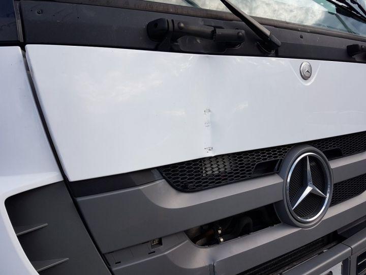 Camion porteur Mercedes Actros Caisse frigorifique 2536 NL 6x2 RETARDER BLANC - BLEU Occasion - 12