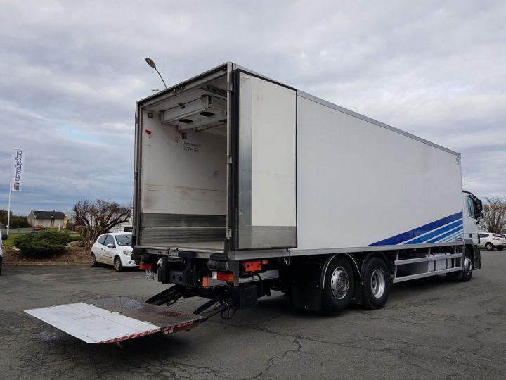 Camion porteur Mercedes Actros Caisse frigorifique 3536 NL 6x2 RETARDER BLANC - BLEU - 3
