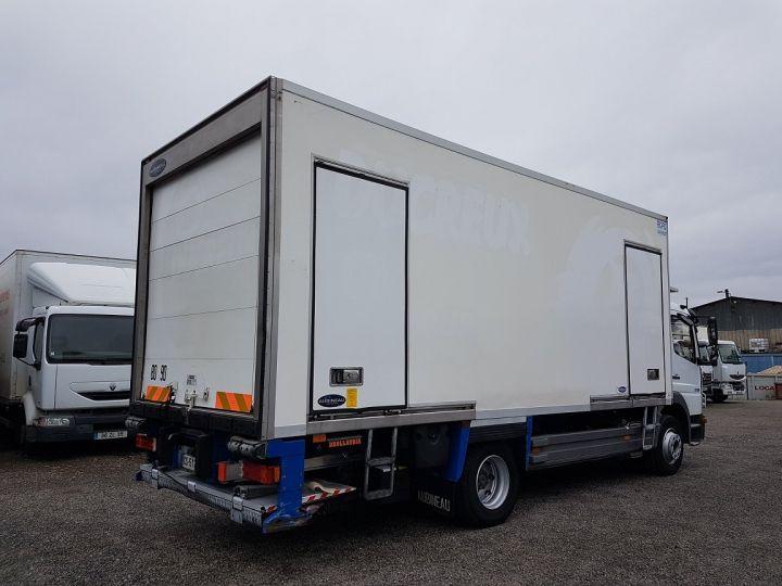 Camion porteur Mercedes Atego Caisse frigorifique 1218 NL Bluetec 5 BLANC Occasion - 2