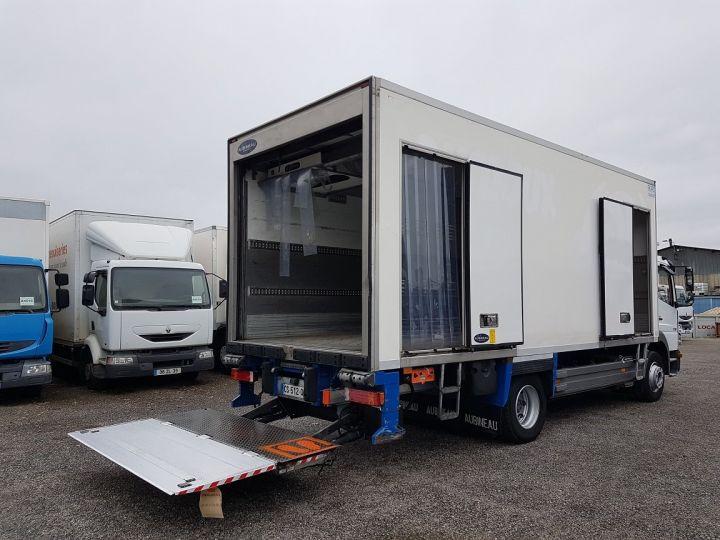 Camion porteur Mercedes Atego Caisse frigorifique 1218 NL Bluetec 5 BLANC Occasion - 3