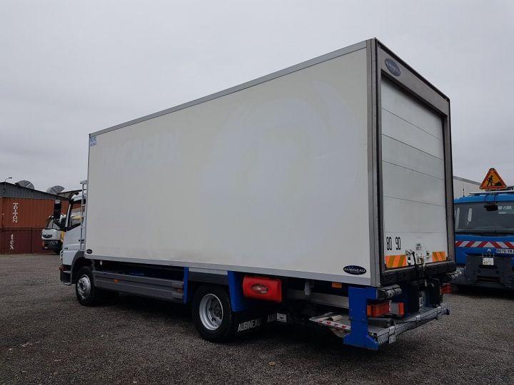 Camion porteur Mercedes Atego Caisse frigorifique 1218 NL Bluetec 5 BLANC Occasion - 5