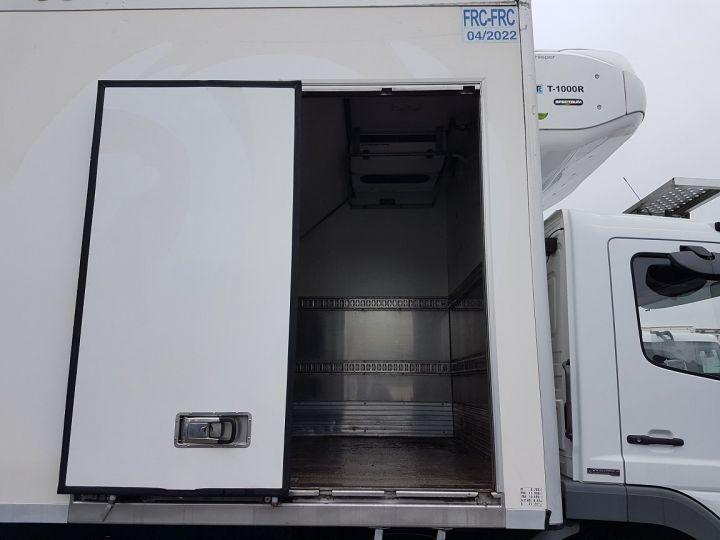 Camion porteur Mercedes Atego Caisse frigorifique 1218 NL Bluetec 5 BLANC Occasion - 11