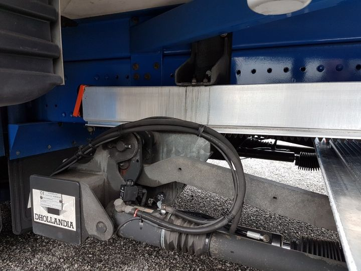 Camion porteur Mercedes Atego Caisse frigorifique 1218 NL Bluetec 5 BLANC Occasion - 15