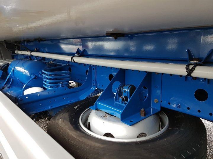 Camion porteur Mercedes Atego Caisse frigorifique 1218 NL Bluetec 5 BLANC Occasion - 16