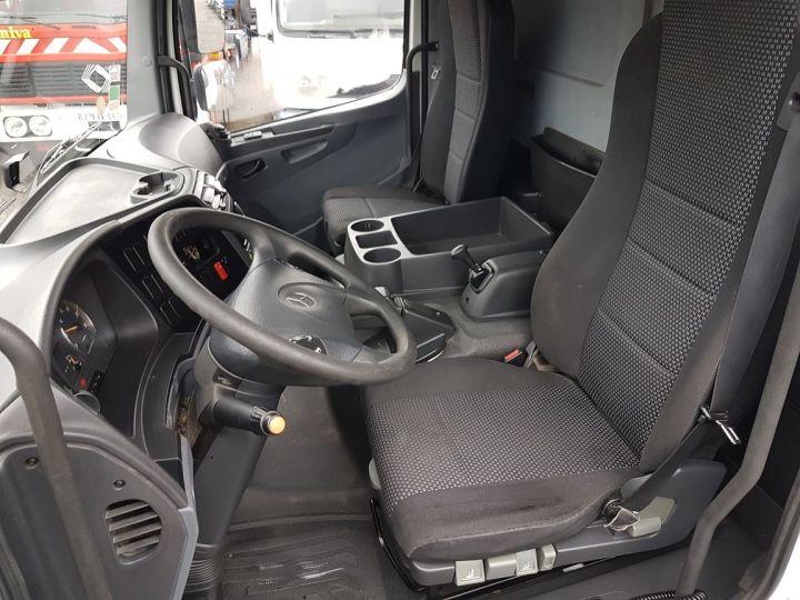 Camion porteur Mercedes Atego Caisse frigorifique 1218 NL Bluetec 5 BLANC Occasion - 19