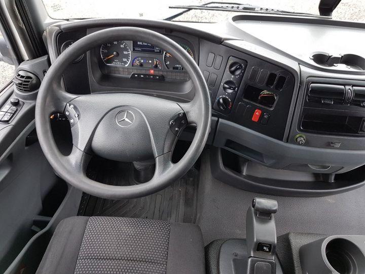 Camion porteur Mercedes Atego Caisse frigorifique 1218 NL Bluetec 5 BLANC Occasion - 21