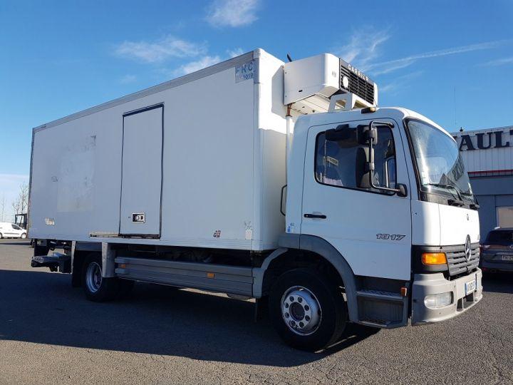 Camion porteur Mercedes Atego Caisse frigorifique 1317 FRIGO MAGASIN BLANC Occasion - 4