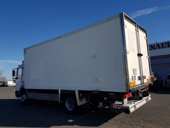 Camion porteur Mercedes Atego Caisse frigorifique 1317 FRIGO MAGASIN BLANC Occasion - 5