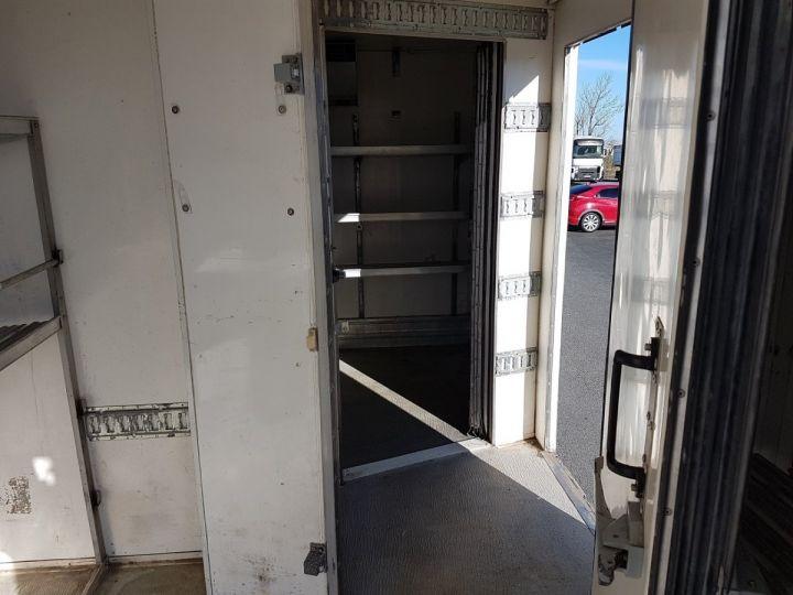 Camion porteur Mercedes Atego Caisse frigorifique 1317 FRIGO MAGASIN BLANC Occasion - 7