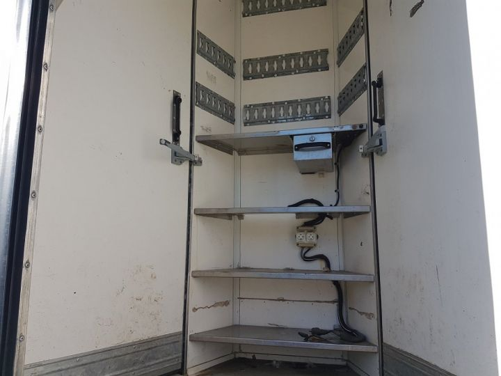 Camion porteur Mercedes Atego Caisse frigorifique 1317 FRIGO MAGASIN BLANC Occasion - 8