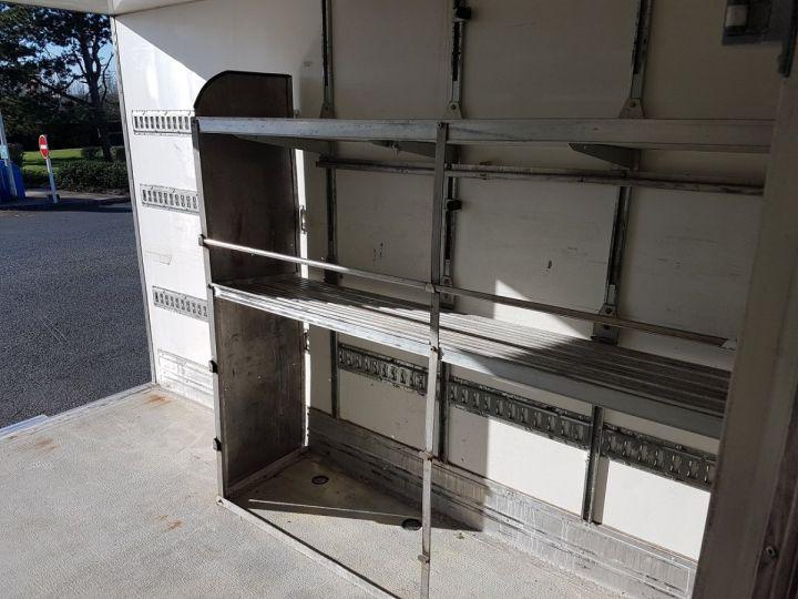 Camion porteur Mercedes Atego Caisse frigorifique 1317 FRIGO MAGASIN BLANC Occasion - 9
