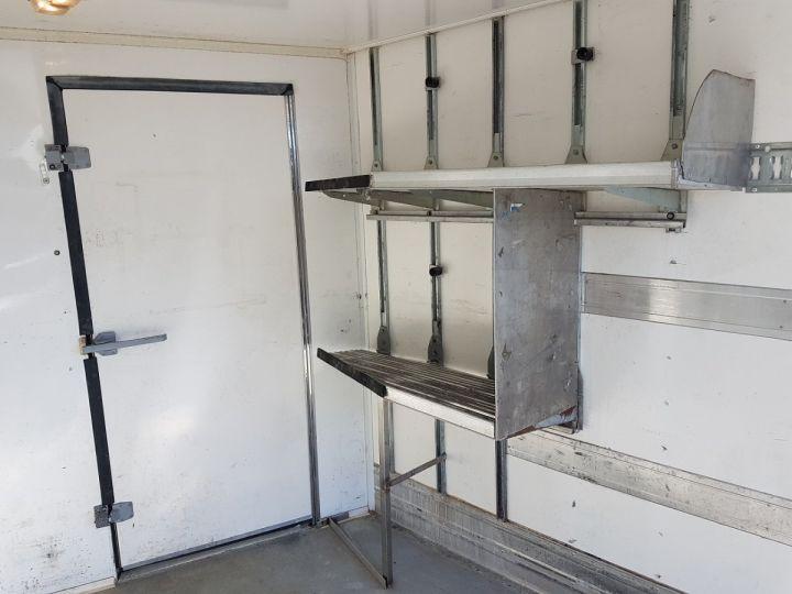 Camion porteur Mercedes Atego Caisse frigorifique 1317 FRIGO MAGASIN BLANC Occasion - 10