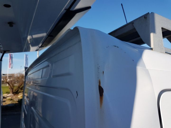 Camion porteur Mercedes Atego Caisse frigorifique 1317 FRIGO MAGASIN BLANC Occasion - 20