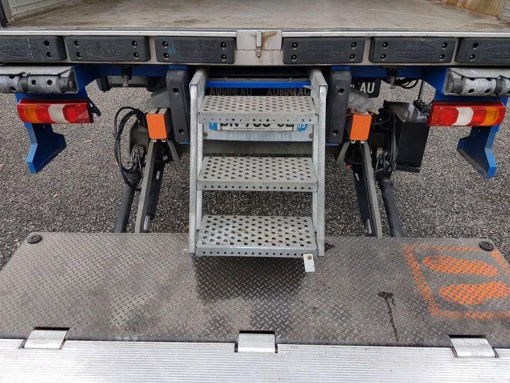 Camion porteur Mercedes Atego Caisse frigorifique 1318 NL euro 6 - BI-TEMPERATURE BLANC - 13