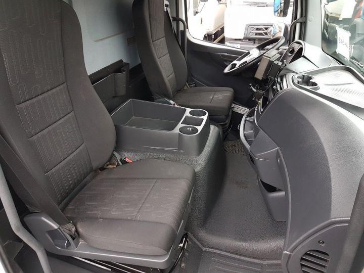 Camion porteur Mercedes Atego Caisse frigorifique 1318 NL euro 6 - BI-TEMPERATURE BLANC - 20
