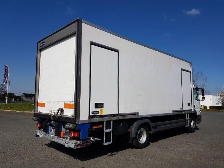 Camion porteur Mercedes Atego Caisse frigorifique 1523 Bluetec 6 BLANC - 2