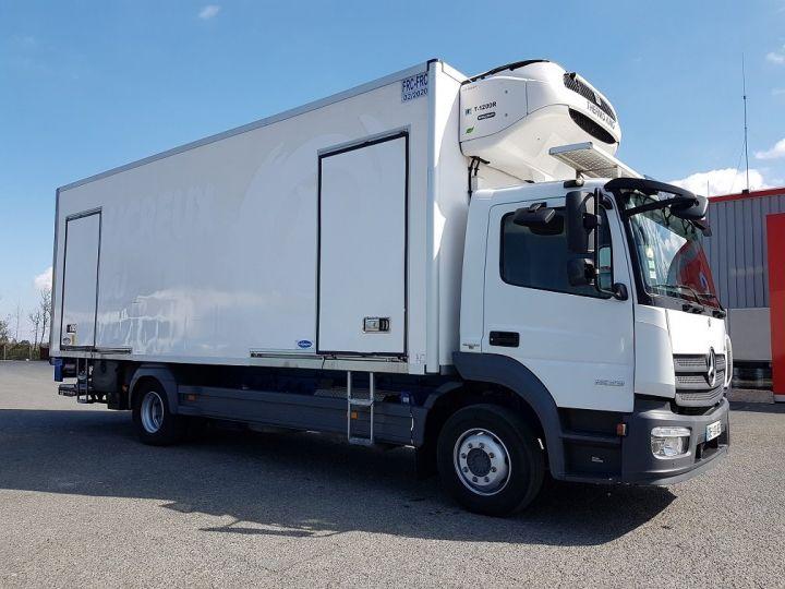 Camion porteur Mercedes Atego Caisse frigorifique 1523 Bluetec 6 BLANC - 4