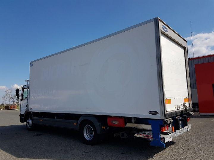 Camion porteur Mercedes Atego Caisse frigorifique 1523 Bluetec 6 BLANC - 5
