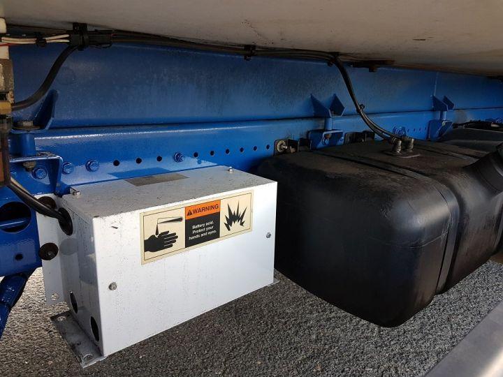 Camion porteur Mercedes Atego Caisse frigorifique 1523 Bluetec 6 BLANC - 14