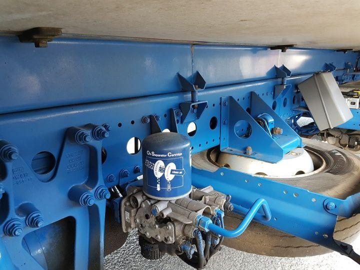 Camion porteur Mercedes Atego Caisse frigorifique 1523 Bluetec 6 BLANC - 15
