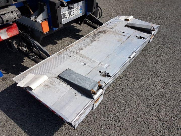 Camion porteur Mercedes Atego Caisse frigorifique 1523 Bluetec 6 BLANC - 17