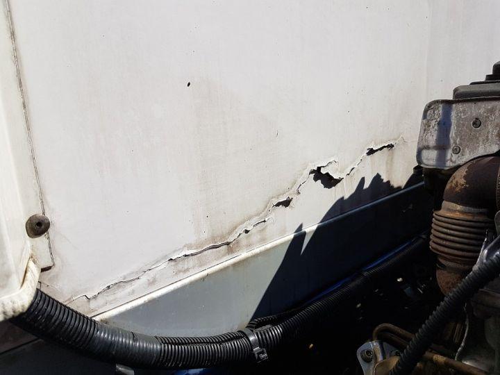 Camion porteur Mercedes Atego Caisse frigorifique 1523 Bluetec 6 BLANC - 18