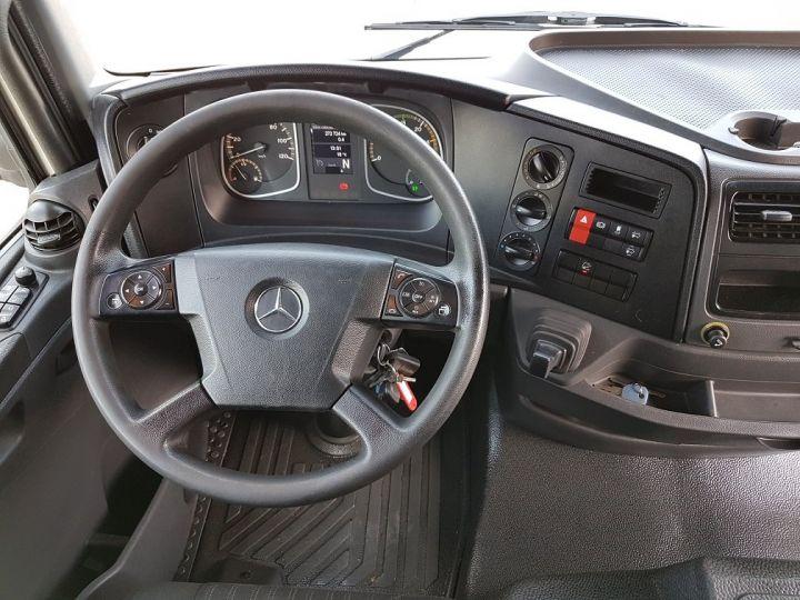 Camion porteur Mercedes Atego Caisse frigorifique 1523 Bluetec 6 BLANC - 21