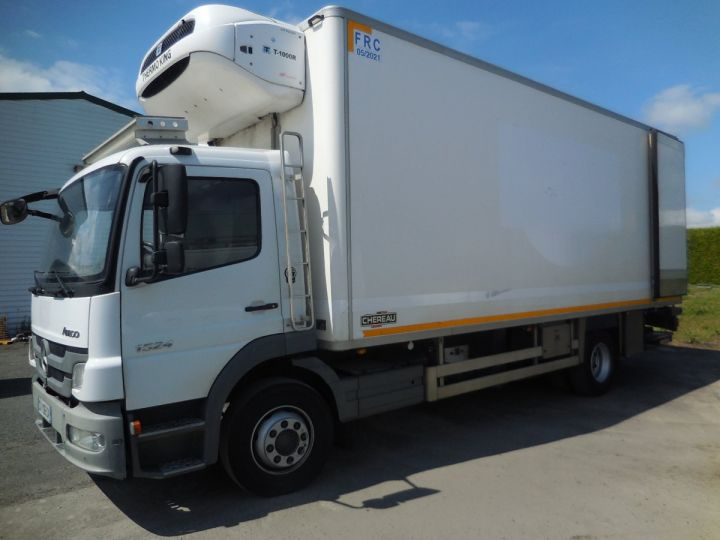 Camion porteur Mercedes Atego Caisse frigorifique 1524  - 4