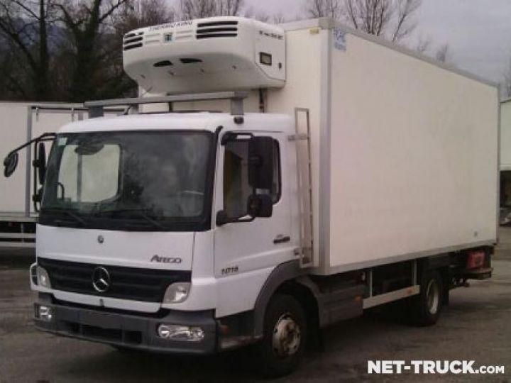 Camion porteur Mercedes Atego Caisse frigorifique  - 1