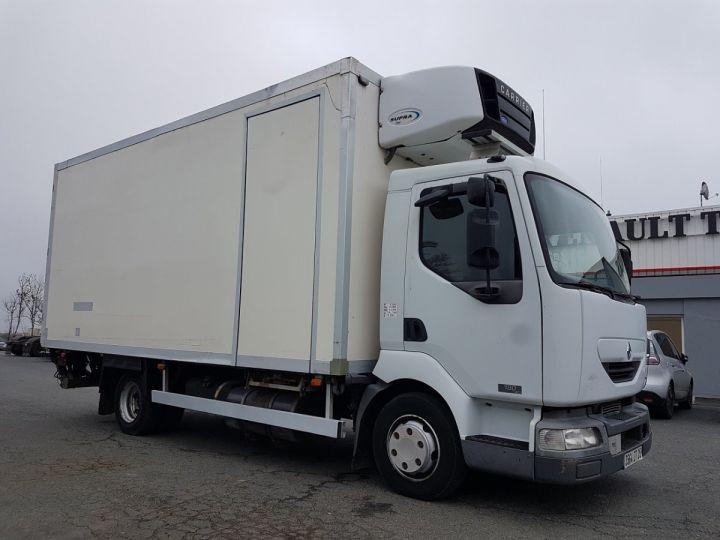 Camion porteur Renault Midlum Caisse frigorifique 180dci.10/B BLANC - 4