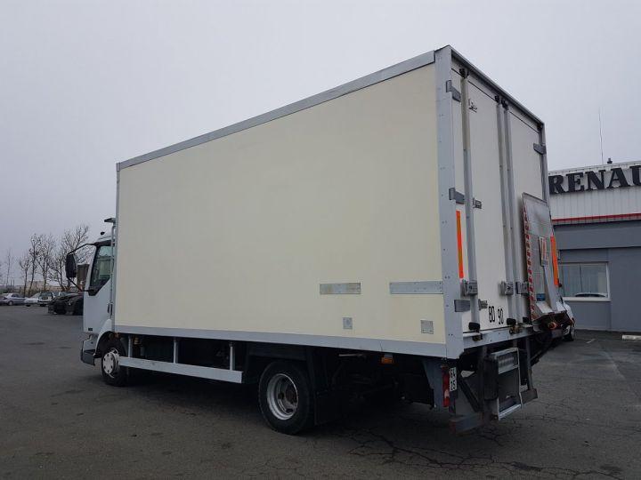 Camion porteur Renault Midlum Caisse frigorifique 180dci.10/B BLANC - 5