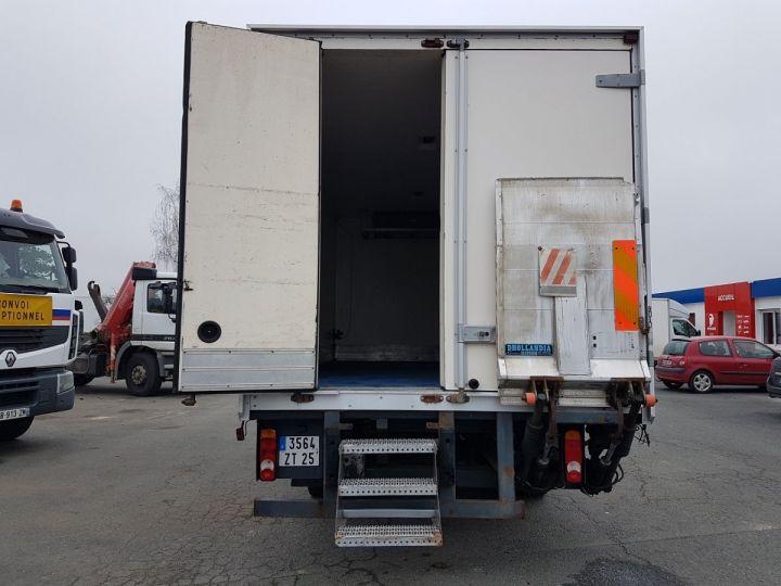 Camion porteur Renault Midlum Caisse frigorifique 180dci.10/B BLANC - 6