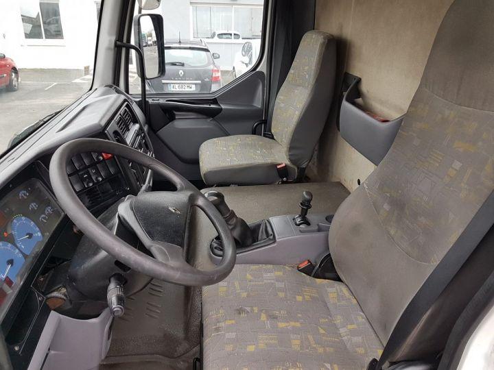 Camion porteur Renault Midlum Caisse frigorifique 180dci.10/B BLANC - 20