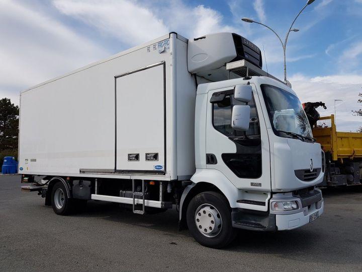 Camion porteur Renault Midlum Caisse frigorifique 220dci.16 BLANC - 4