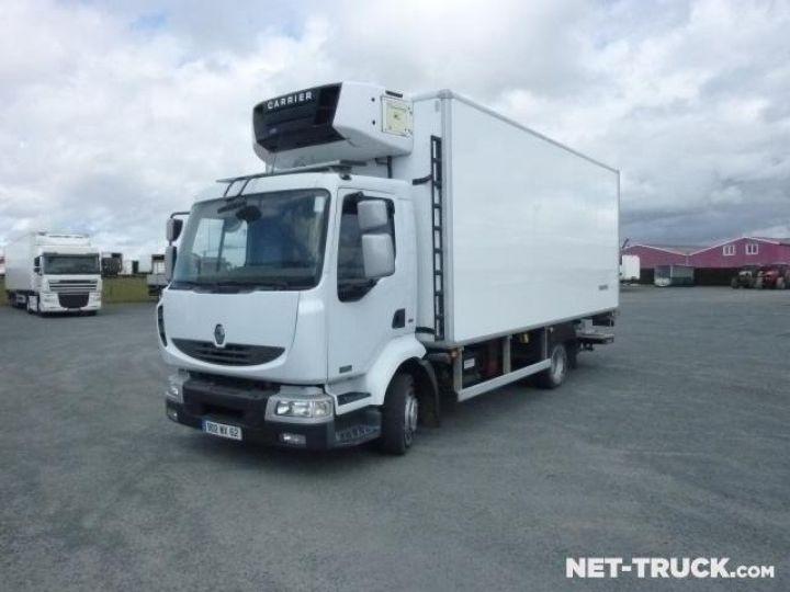 Camion porteur Renault Midlum Caisse frigorifique  - 1