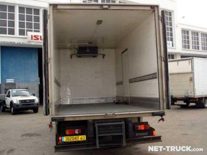 Camion porteur Renault Midlum Caisse frigorifique  - 2