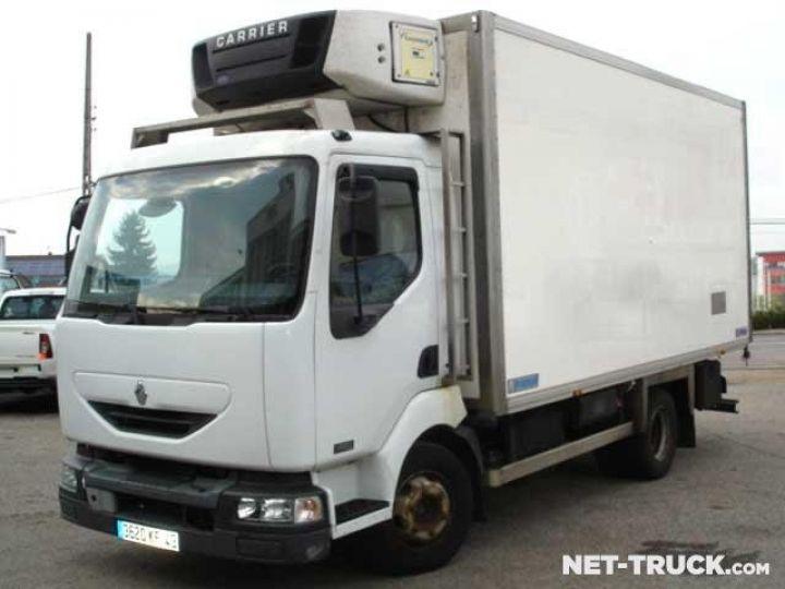 Camion porteur Renault Midlum Caisse frigorifique  - 4