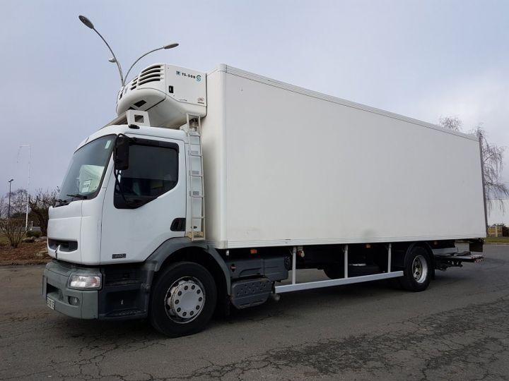 Camion porteur Renault Premium Caisse frigorifique 220dci.16D BLANC Occasion - 1