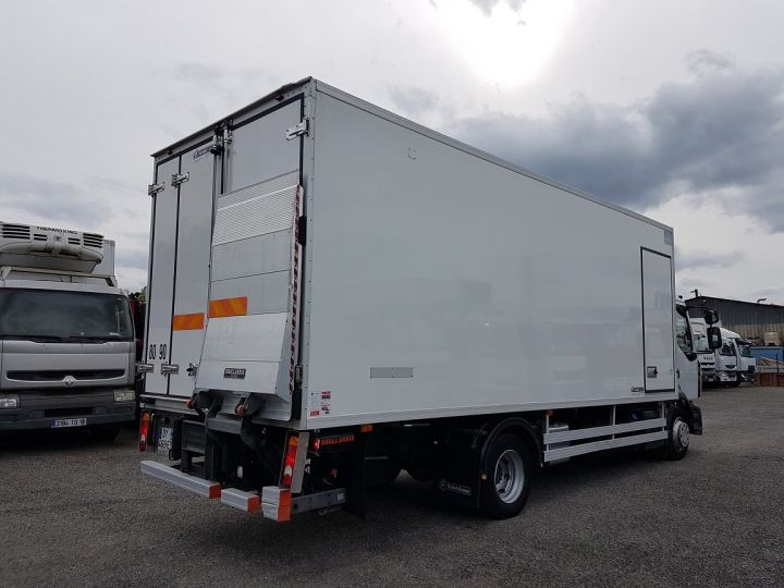Camion porteur Renault D Caisse frigorifique MED 12.210dti euro 6 - FRIGO BI-TEMPERATURE 2018 BLANC - 2