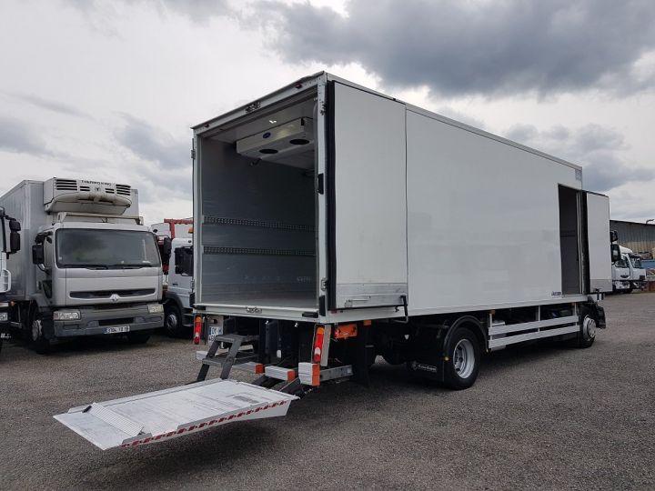 Camion porteur Renault D Caisse frigorifique MED 12.210dti euro 6 - FRIGO BI-TEMPERATURE 2018 BLANC - 3