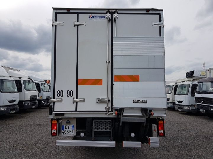 Camion porteur Renault D Caisse frigorifique MED 12.210dti euro 6 - FRIGO BI-TEMPERATURE 2018 BLANC - 6