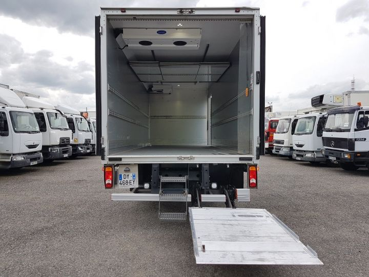 Camion porteur Renault D Caisse frigorifique MED 12.210dti euro 6 - FRIGO BI-TEMPERATURE 2018 BLANC - 7